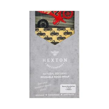 Beeswax Food Wraps  - Kids Pack by Hexton Bee Company