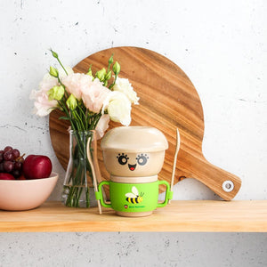 Munch Eco Hero Dinnerset