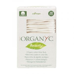 Cotton buds 200s -bamboo Organy-C