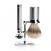 Safety Razor Double stand - Brush and Razor