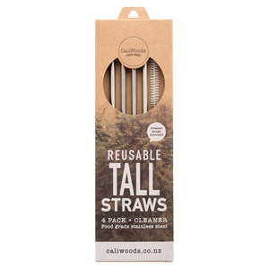 Caliwoods - tall straw pack