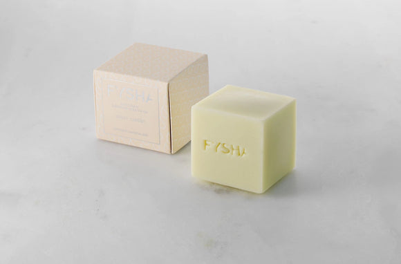 Fysha Coco-Castile Fragrance Free Face & Body Soap