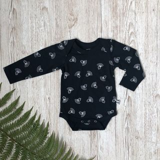 Earthlings Organic Long Sleeve Body suit