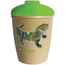 Munch Eco Hero Toddler Cup - Lizard
