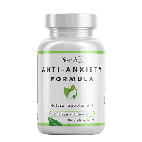 Image of Anti Anxiety Formula