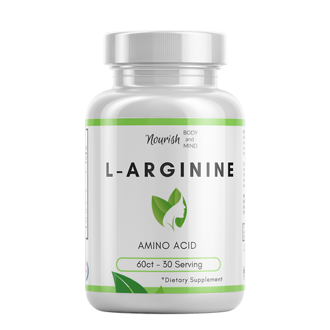 Image of L-Arginine Amino Acid