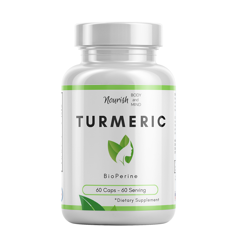Turmeric with BioPerine