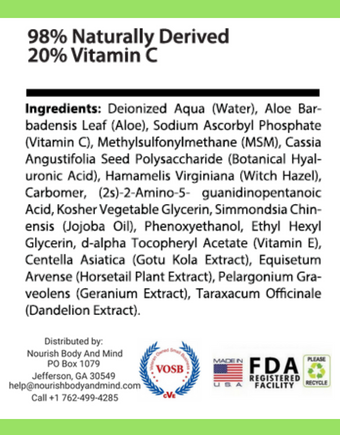 Image of Vitamin C Serum