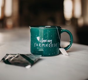 I Love My Farmhouse mug