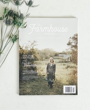 The Farmhouse Movement Magazine | Seventh Edition