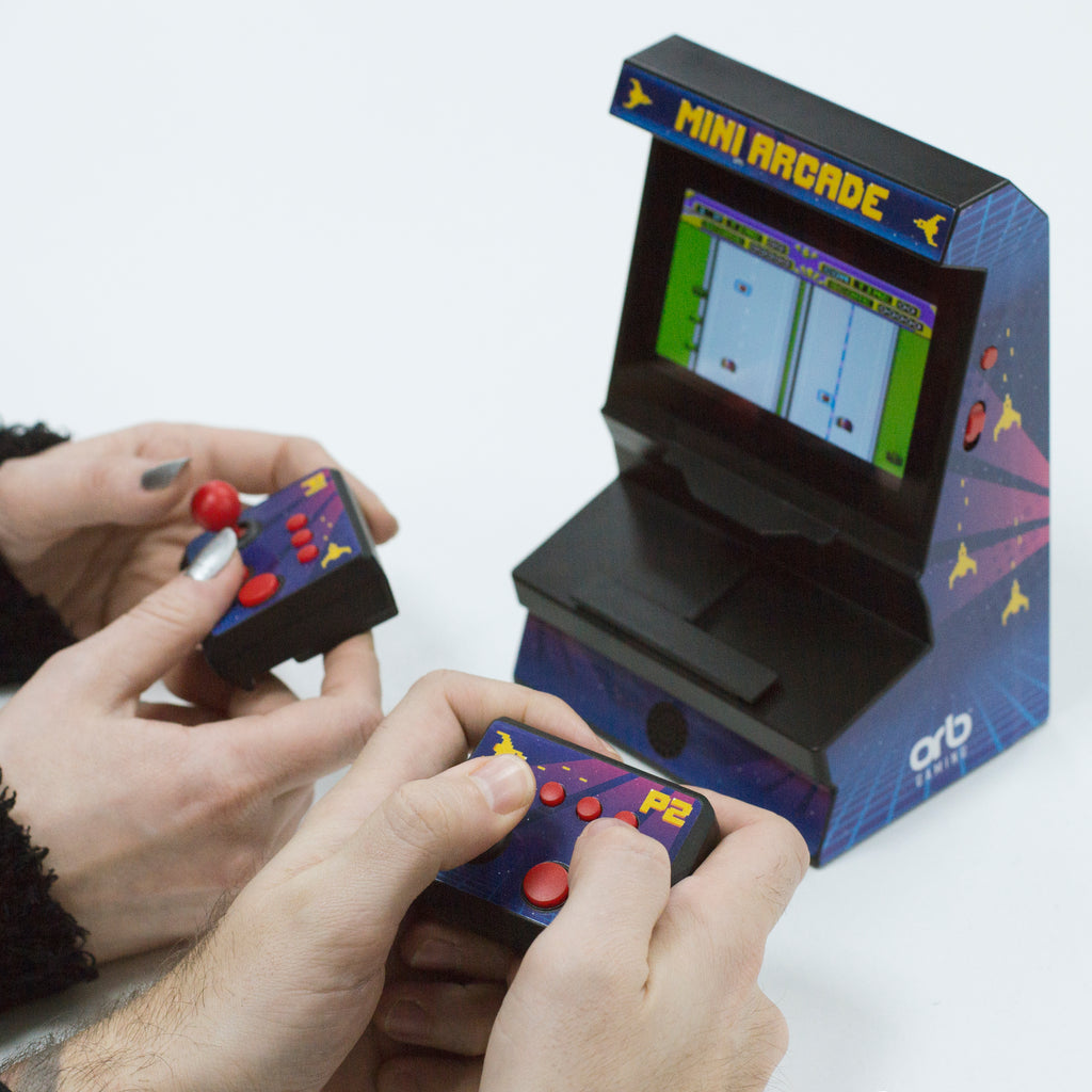 3 Player Retro Arcade Machine