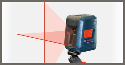 Bosch: Self Leveling Laser (Rental $49)