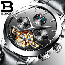 BINGER Luxury Watch Men