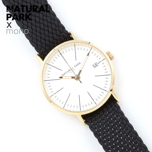 NATURAL PARK Fashion Star Dial Women Watches Luxury Golden Nylon Ladies Watch Women Dress Clock Calendar relogio feminino 2018