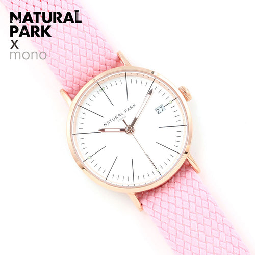 NATURAL PARK Women Watches Top Brand Luxury 2018 Wristwatch Female Clock Lady Quartz-watch Montre Femme Relogio Feminino Gift