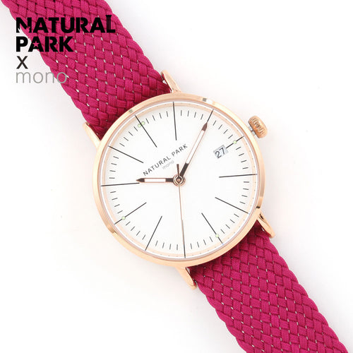 NATURAL PARK Small Brand Rose Gold Women Watch Luxury Ladies Watch Creative Girl Quartz Wristwatch Clock Montre Relogio Feminino