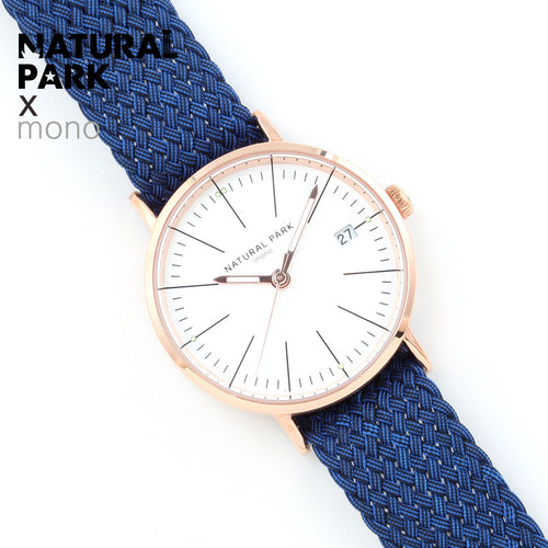NATURAL PARK NEW Brand Rose gold Watches Women Fashion Watch Luxury Quartz-watch Wristwatches Women's Watches For Women Gift