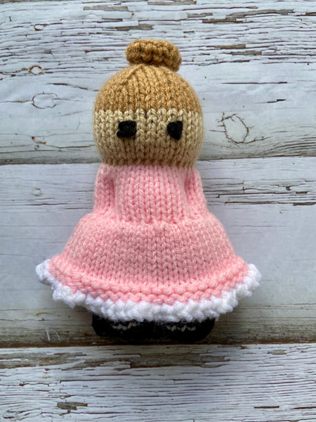 Small Knit Dolls