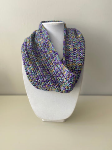Watercolours Cluster Cowl