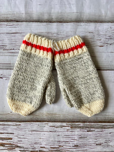 Work Sock Kids Mitts