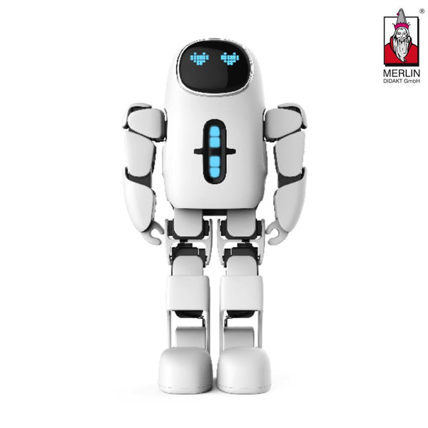 Humanoid Roboter Lernmaterial MERLIN Didakt