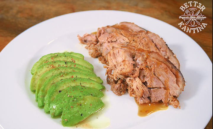 CUBAN STYLE KETO PORK | Keto Recipes