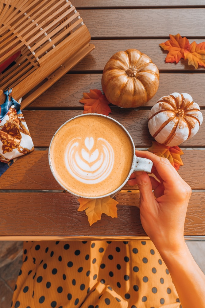KETO COLLAGEN PUMPKIN SPICED LATTE