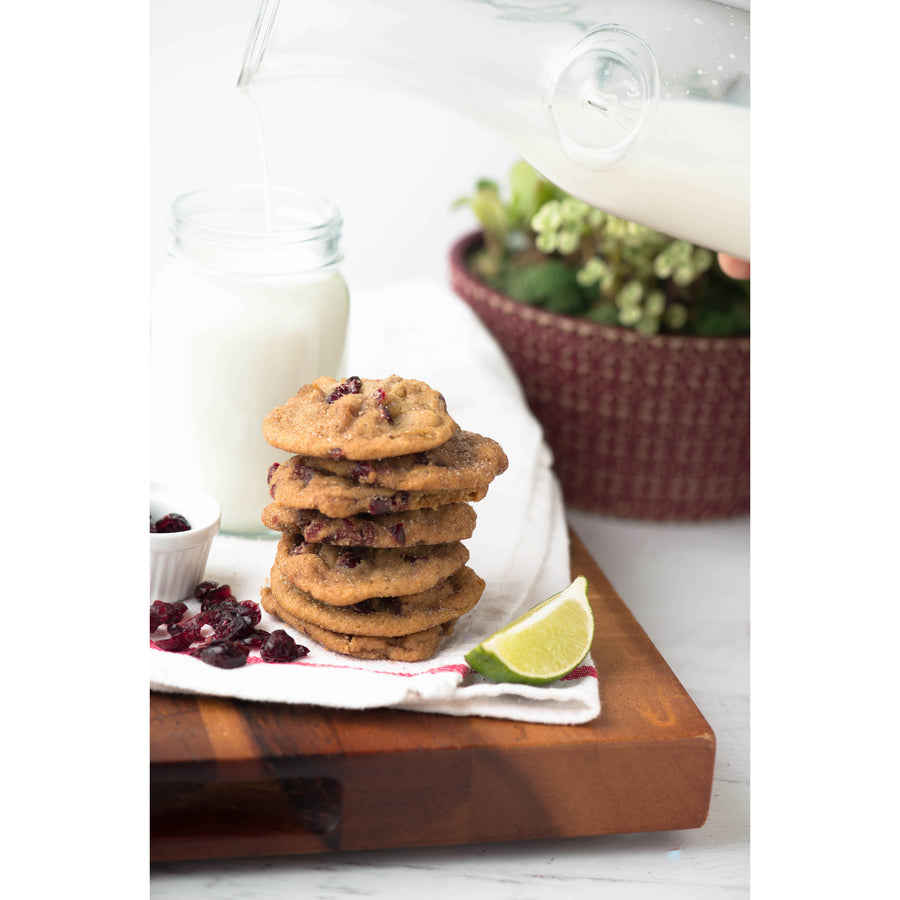 Cranberry & Lime Keto Cookies - Berry Berry Good - Keto Diet Done Better