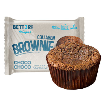 Keto Brownie Cups Single Packs - Choose your Flavor