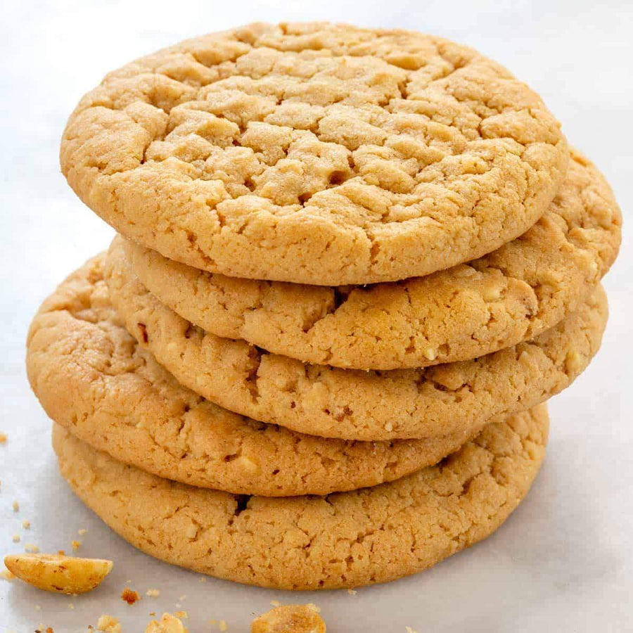Peanut Butter Keto Cookies - Let's Get Nutty - Keto Diet Done Better