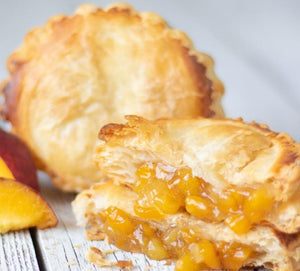 Peach Pocket Pies | 12 Pack