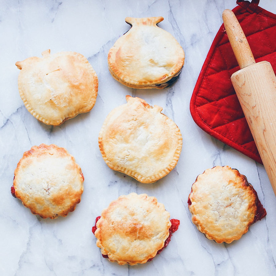 Mamie's Pocket Pies | Holiday Variety 12 Pack