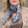 Fringe Scarves - Denim Pawn