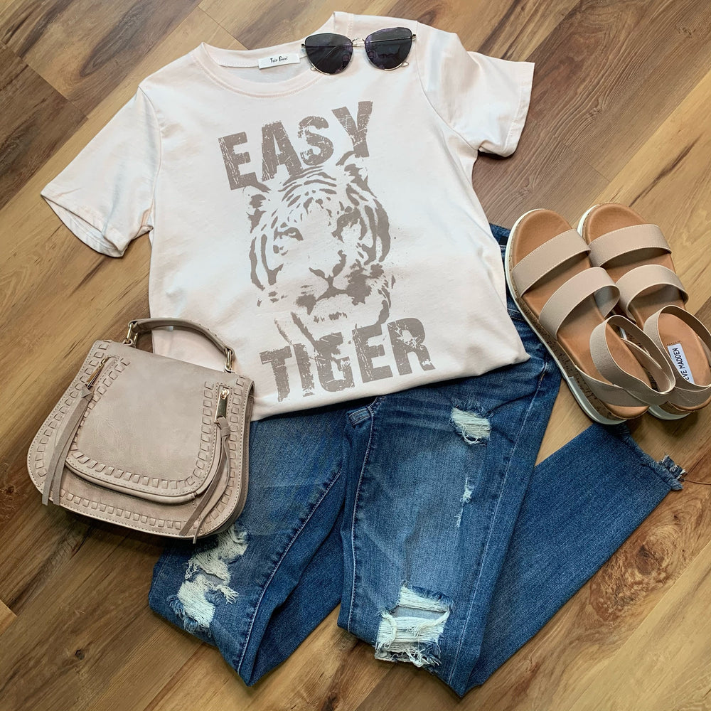 """Easy Tiger"" T-Shirt"