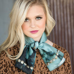 Fringe Scarves  -  The Kingman