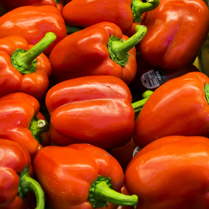 Why should you be eating Red Peppers?