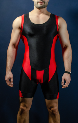 The Captain Versa Red / Black