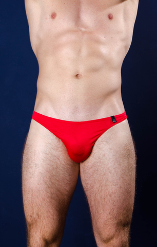 Bulge King Brief Active Red - 4 Hunks