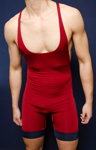 Gym Muscle Singlet