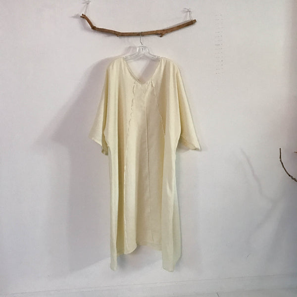 summer weight linen running with lines dress made to order listing