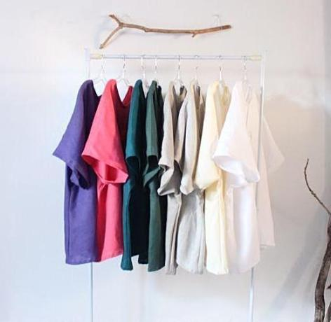handmade custom linen clothing - linen clothing by anny