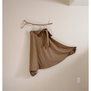 custom linen flying squirrel pants-linen clothing by anny