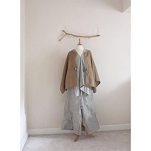 Custom natural ginger sparrow linen outfit-linen outfit-linen clothing by anny
