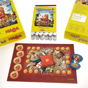 HABA Wobble King - Balancing Board Game