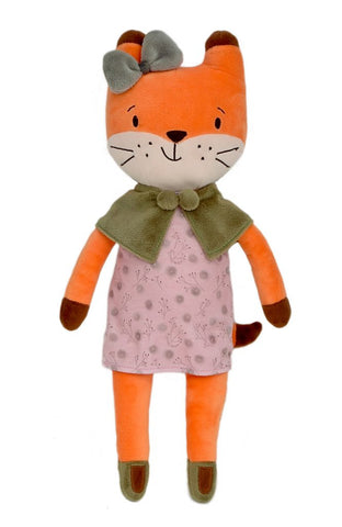 Sophie The Fox Plush Toy - Imaginations Unbound