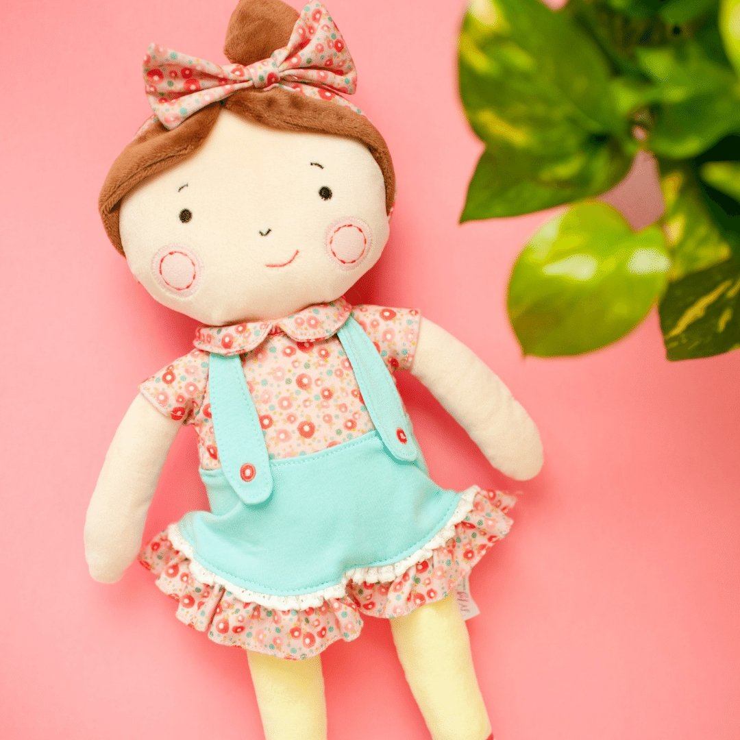 Zoe Louise Plush Doll - Imaginations Unbound