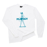 Play Bulma // Long Sleeve // White