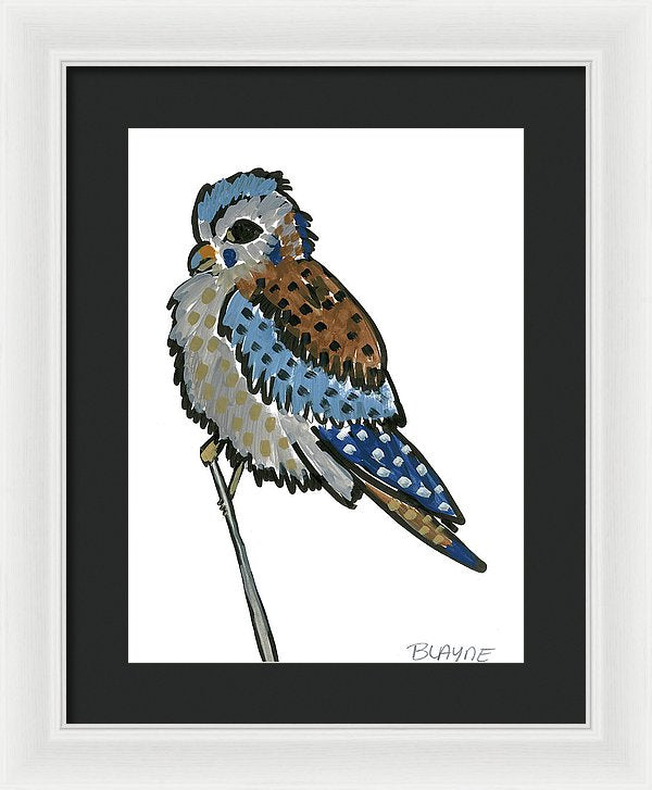 """Freedom lies in being bold."" - Robert Frost - FRAMED PRINT"
