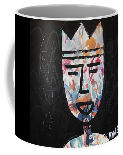 Happy King - Mug