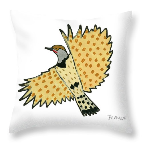 Have Enough Courage To Trust Love - Throw Pillow